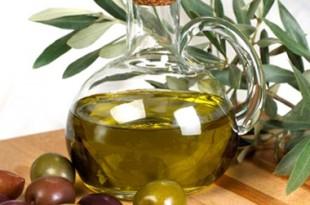 olio d'oliva per una sana alimentazione