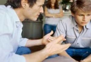 Come comunicare con un figlio adolescente?