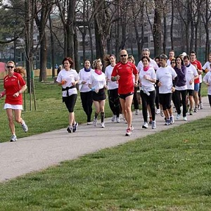 Correre a Milano