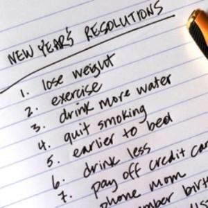 Come portare a termine i propositi per il nuovo anno?