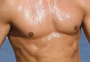 Allenare muscoli petto