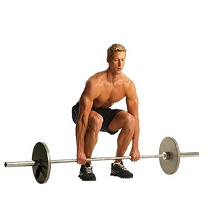 Esercizi pesi gambe
