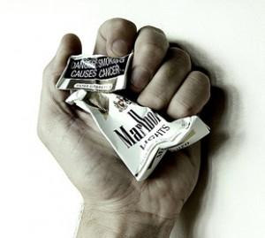 Forza di volontà per Smettere di Fumare