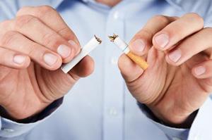 Rompere le sigarette