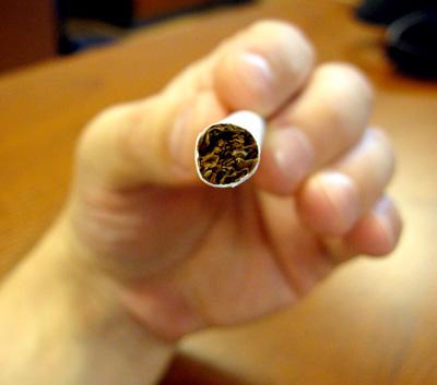 Medicina fumando