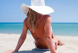 Metodi naturali per proteggere la pelle dai raggi solari
