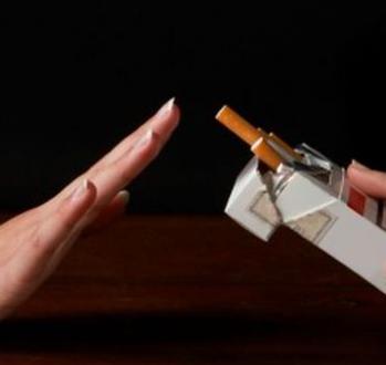 Esperienza di fumo di fumo smesso di 35 anni