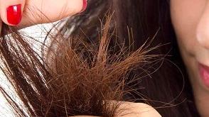 capelli secchi maschera olio d'oliva