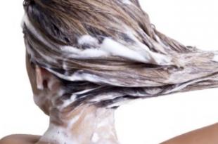 Lavarsi capelli