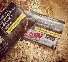 tabacco senza additivi