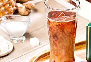 ginger tea freddo