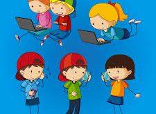 Bambini e tecnologia, la guida