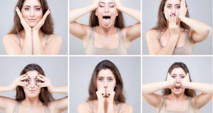 La ginnastica facciale funziona?