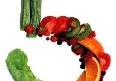 I 5 alimenti fondamentali