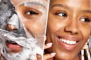 una maschera tutta da scoprire, utile per liberare il viso dalle impurità