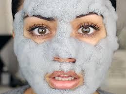 direttamente dalla skincare orientale, la maschera frizzante per pelli grasse e impure