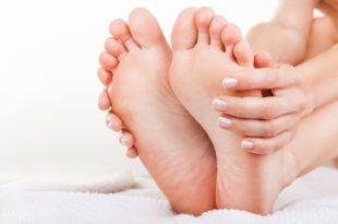 piedi e benessere