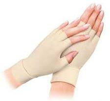 guanti per artrite