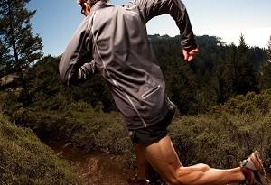 Scarpe per correre nei boschi