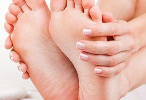 mal di piedi in gravidanza