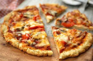 pizza proteica, un'alternativa per non rinunciare al buon gusto pur non compromettendo la forma fisica